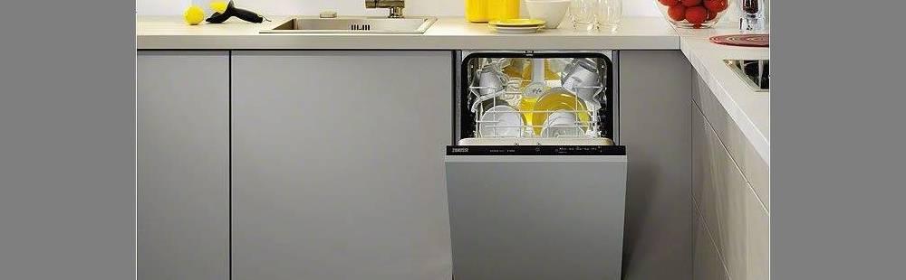 Zanussi Dishwashers