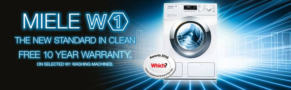 miele 10year warranty Retailer Northern Ireland