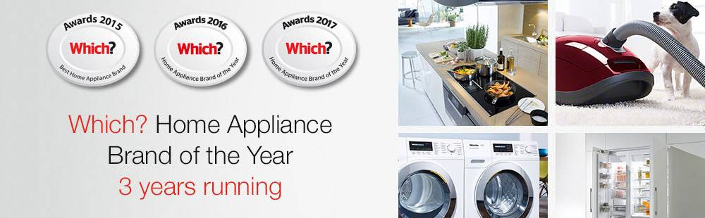 miele which homebrand 3yrs Retailer Northern Ireland