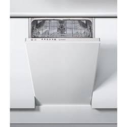 Indesit DSIE2B10 Slimline Integrated Dishwasher