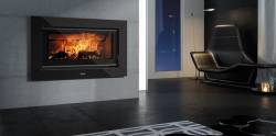 Stanley Solis I100DS Double Sided Glass Surround Stove