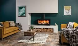 Stovax Studio Air 2 Freestanding Wood Burning Fire